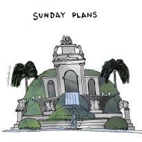 sunday plans miredondemire