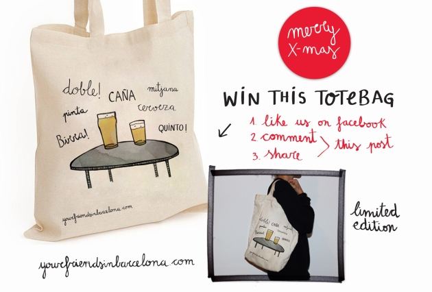 win an exclusive beer tote bag!!!